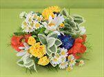 Kytice letní 30cm - velkoobchod, dovoz květin, řezané květiny Brno