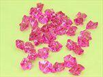 Krystaly pvc 260g tm.růžová - velkoobchod, dovoz květin, řezané květiny Brno