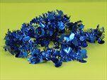 VÁNOCE ŘETĚZ BLUE 8.8CMx2M - velkoobchod, dovoz květin, řezané květiny Brno