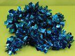 VÁNOCE ŘETĚZ 10CMX2M BLUE - velkoobchod, dovoz květin, řezané květiny Brno