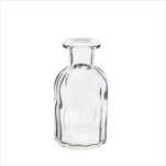 Váza sklo pr.5,5V10,3cm čirá - velkoobchod, dovoz květin, řezané květiny Brno