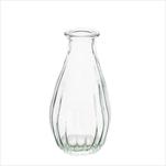 Váza sklo pr.7V13,8cm čirá - velkoobchod, dovoz květin, řezané květiny Brno