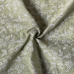 Látka polyester 36cm/5m olivová - velkoobchod, dovoz květin, řezané květiny Brno