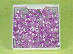 Mini diamanty pvc fialová - velkoobchod, dovoz květin, řezané květiny Brno