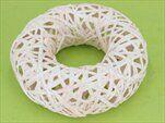 Kruh papírový provázek meruňka - velkoobchod, dovoz květin, řezané květiny Brno