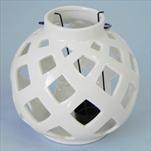 Lampa keramika bílá - velkoobchod, dovoz květin, řezané květiny Brno