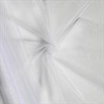 Organza š36cm/9m bílá - velkoobchod, dovoz květin, řezané květiny Brno