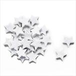 Hvězdičky přízdoba pěna pr.2cm S/24 bílá - velkoobchod, dovoz květin, řezané květiny Brno