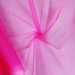 Organza š36cm/9m růžová - velkoobchod, dovoz květin, řezané květiny Brno