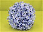 Hortenzie koule pr.25cm modrá - velkoobchod, dovoz květin, řezané květiny Brno