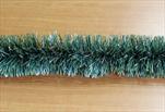 Řetěz vánoce 10cm/6m zeleno-zlatý - velkoobchod, dovoz květin, řezané květiny Brno