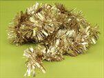 Řetěz vánoce 9cm/2m mat champagne - velkoobchod, dovoz květin, řezané květiny Brno