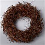Kruh proutí 20cm natural - velkoobchod, dovoz květin, řezané květiny Brno