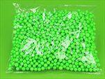 Perličky polystyrén pr.0,7cm/8g zelená - velkoobchod, dovoz květin, řezané květiny Brno