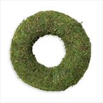 Kruh mech pr.35cm zelený - velkoobchod, dovoz květin, řezané květiny Brno