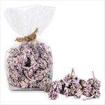 Dekorační sušené plody 2-3cm růžová - velkoobchod, dovoz květin, řezané květiny Brno