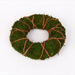 Kruh mech/proutí 30cm zelený - velkoobchod, dovoz květin, řezané květiny Brno