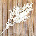 Eucalyptus umělý 75cm bílá - velkoobchod, dovoz květin, řezané květiny Brno