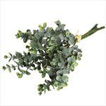 Eucalyptus umělý 35cm zelená/šedá - velkoobchod, dovoz květin, řezané květiny Brno