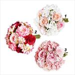 Kytice umělá 21cm mix - velkoobchod, dovoz květin, řezané květiny Brno