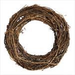 Kruh proutí 30cm natural - velkoobchod, dovoz květin, řezané květiny Brno