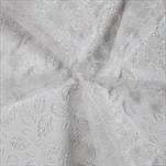 Dekorační látka polyamid 36cm/500cm bílá třpytky - velkoobchod, dovoz květin, řezané květiny Brno