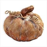 Dýně keramika 12cm hnědá - velkoobchod, dovoz květin, řezané květiny Brno