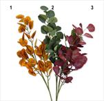 Větev umělá podzimní 95cm mix - velkoobchod, dovoz květin, řezané květiny Brno