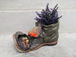 Ke obal bota s ptáčky - velkoobchod, dovoz květin, řezané květiny Brno