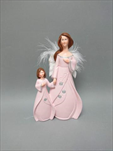 Ke anděl růžový s dítětem - velkoobchod, dovoz květin, řezané květiny Brno