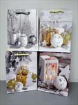 Taška vánoční dekorace střední - velkoobchod, dovoz květin, řezané květiny Brno