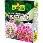 HNOJIVO Floria pro hortenzie - velkoobchod, dovoz květin, řezané květiny Brno
