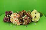 Uk růže kytice podzim - velkoobchod, dovoz květin, řezané květiny Brno