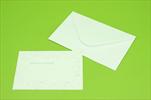Kartičky do kytice s obálkou 8ks oranment - velkoobchod, dovoz květin, řezané květiny Brno
