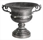 Pohár Roman Cup Old Silver 29x26cm - velkoobchod, dovoz květin, řezané květiny Brno