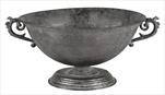 Obal Roman Bowl Old Silver D31,5H18 - velkoobchod, dovoz květin, řezané květiny Brno