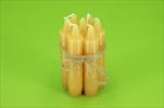 SV Sada svíček dlouhých medová v.11cm/7ks - velkoobchod, dovoz květin, řezané květiny Brno