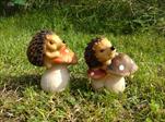 Ke ježek s houbou polyston podzimní - velkoobchod, dovoz květin, řezané květiny Brno