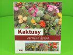 TISK KNIHA kaktusy - otrněná krása - velkoobchod, dovoz květin, řezané květiny Brno